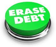 Refile bankruptcy in GA and erase Debt